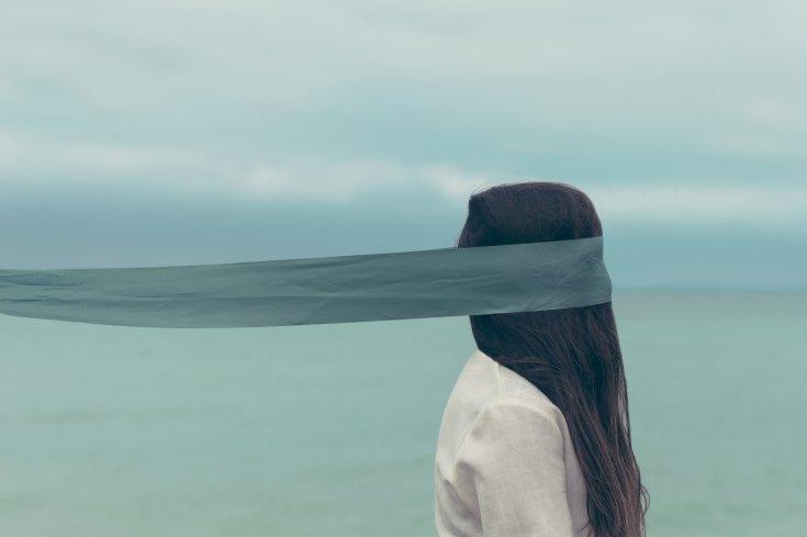 Blindfold Girl