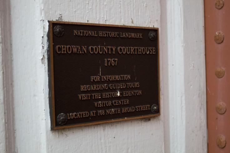 Historic Courthouse Edenton