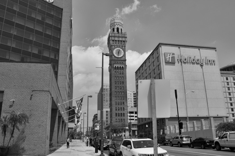 Baltimore Black and White Holiday Inn.jpg