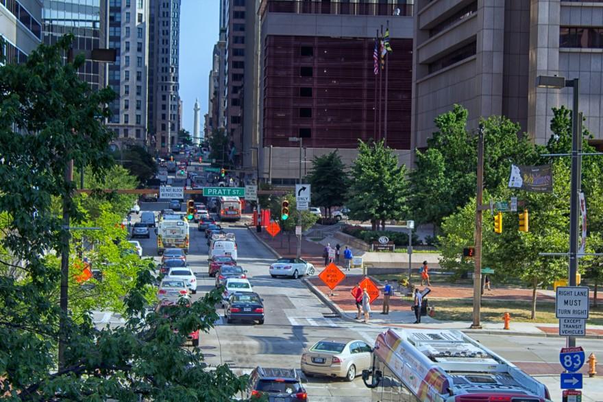 Baltimore Morning Pratt Street.jpg