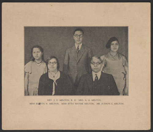 elreta alexander family